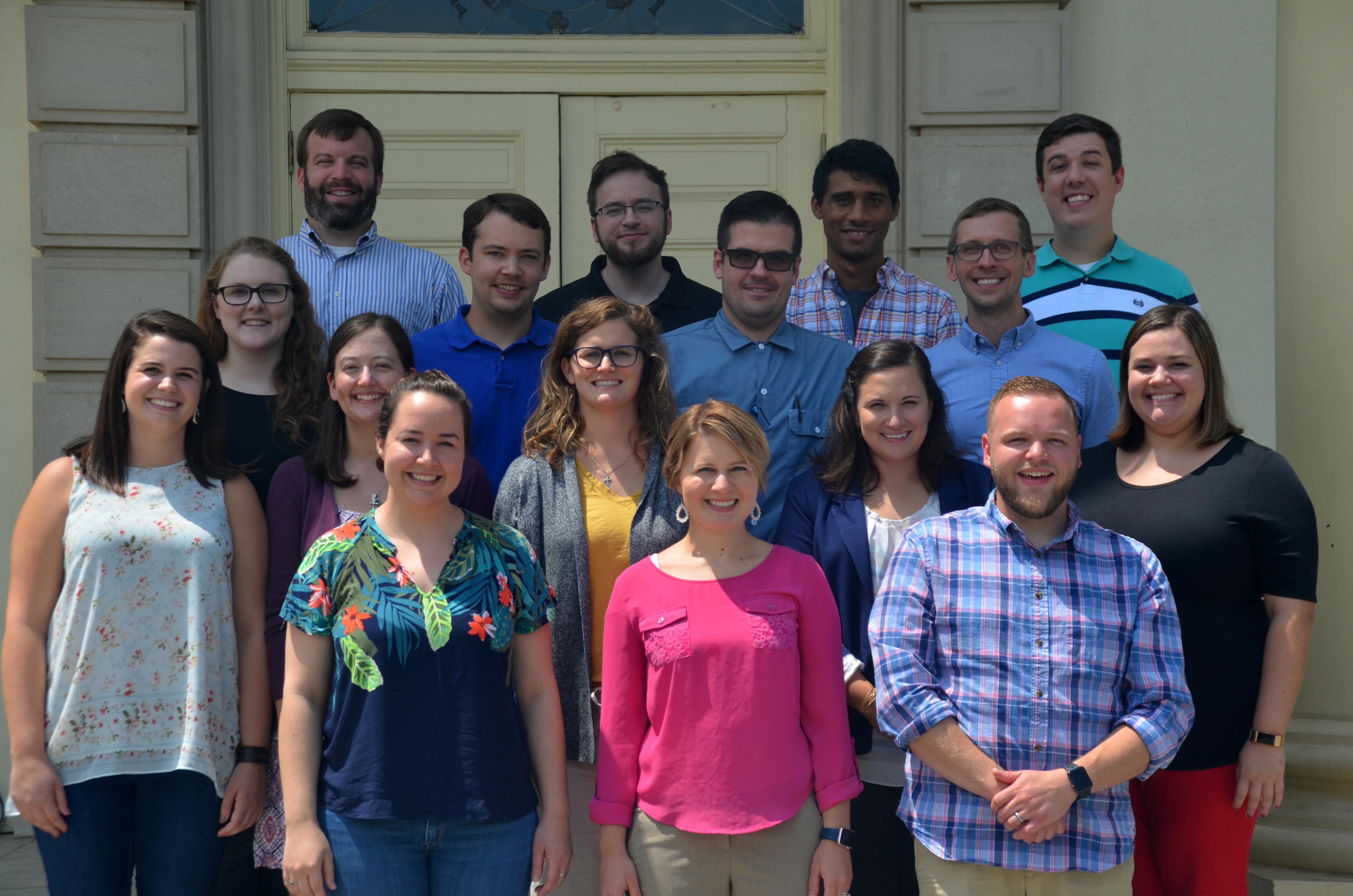 Fellows 2018-2020 Cohort