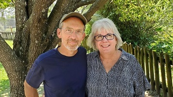 Rick and Ellen